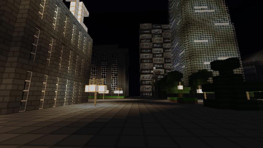 Zombie City V3.0 (Update 2) Minecraft Project