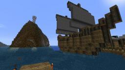 LegitCityCraft - My Sailing Ship, The Endeavor II Minecraft Map & Project