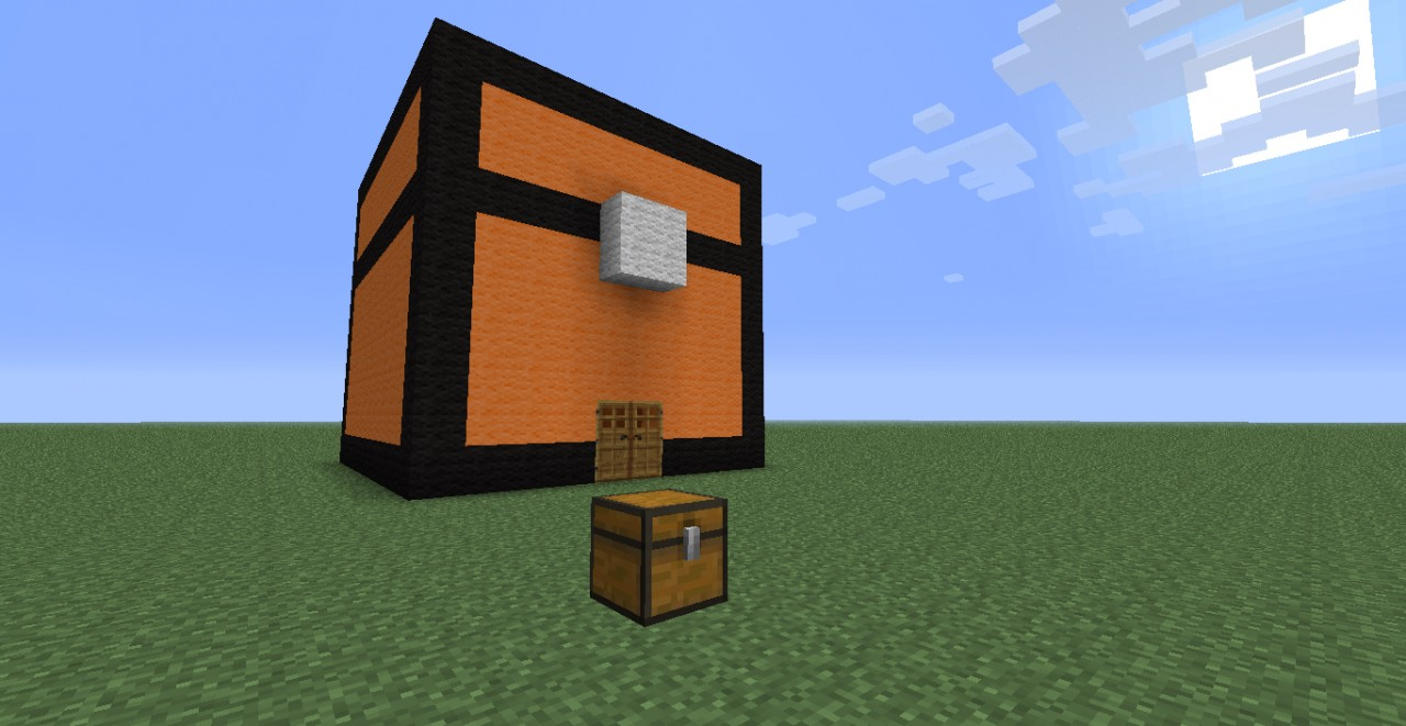 Giant Chest Home I Mean With Beds Now With Gui