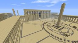Egyptian Temple Minecraft