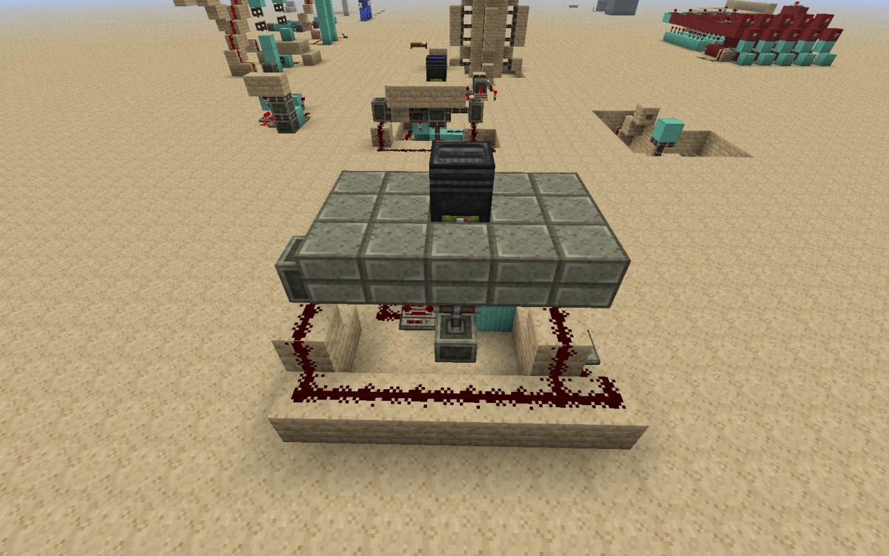 how to build double piston extender