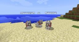 Name Your Dogs! Minecraft Mod