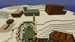 Small mob village Minecraft Project