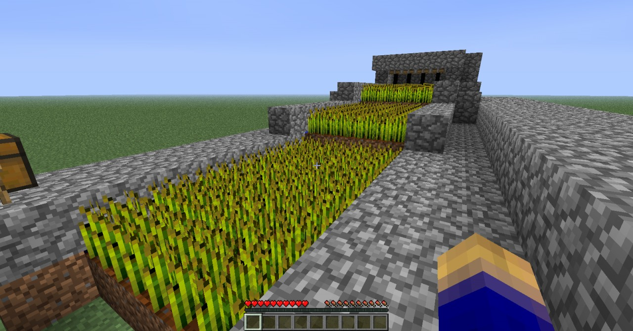 Minecraft Wheat Project Details