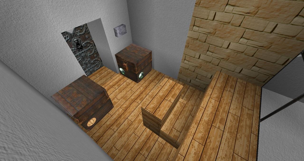 Gym minecraft project