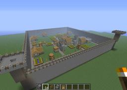 NPC Kingdom 1 Minecraft Map & Project