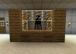 Hotel Enderman Minecraft Map & Project