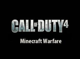 Call of Duty 4: Minecraft Warfare © Minecraft Map & Project