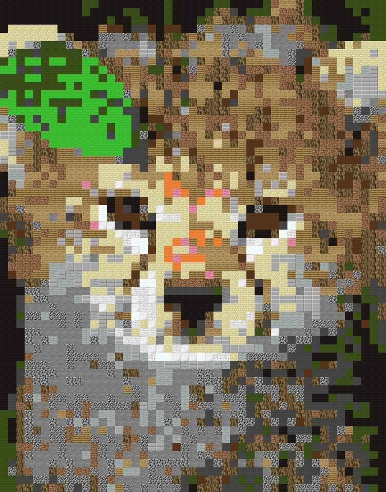 Cheetah Art Project