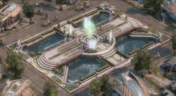 Anno 2070 EcoCityCenter Minecraft Map & Project