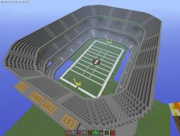 Massive Football Staduim.. Work In Progress WITH DOWNLOAD NOW! Minecraft