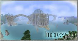 Impression, Final Fantasy XII inspiration (Timelapse) Minecraft Project