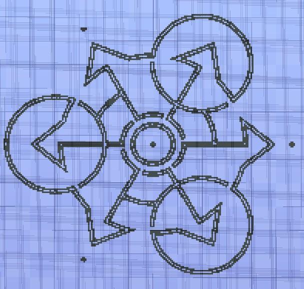 Minecraft Circles Circles] minecraft project