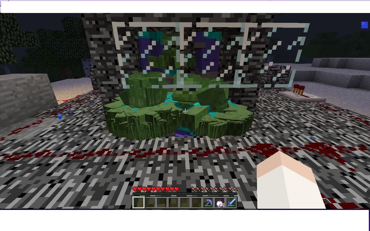 ZOMBIE KILLER! Minecraft Map
