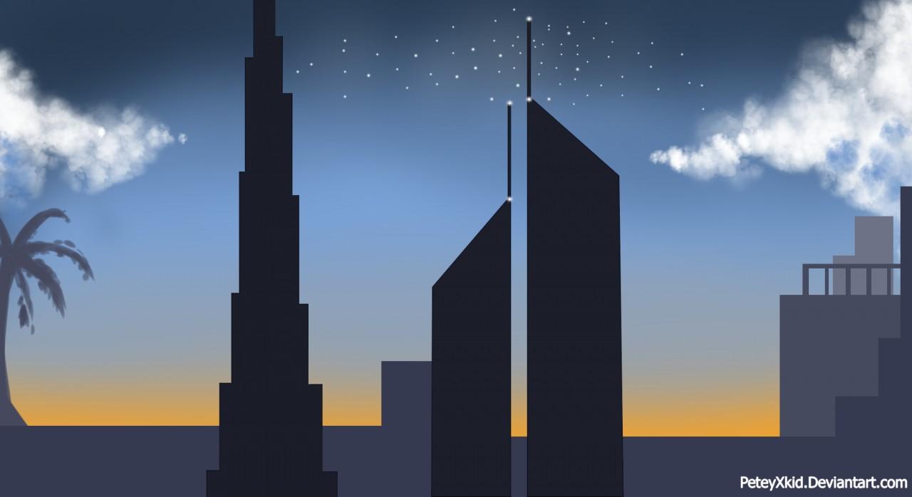 DubaiCraft Server Minecraft Server