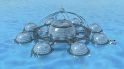 Underwater City