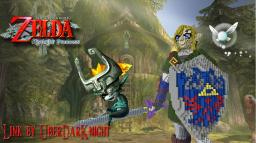 Twilight Princess Link Minecraft