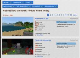 bragging:D Minecraft Blog