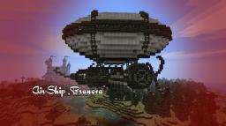 AirShip *Branova* Minecraft Map & Project