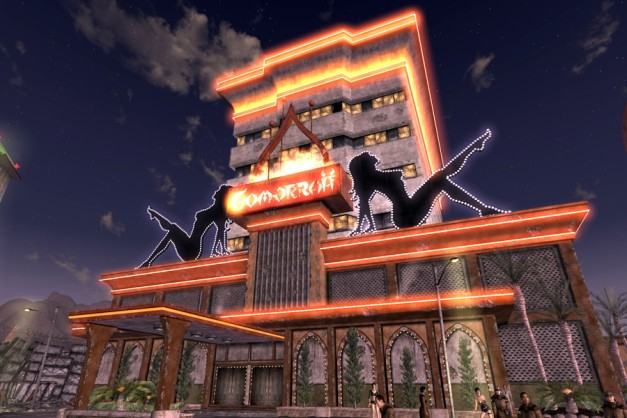 project 2 t-club casino