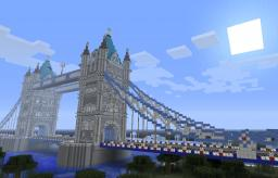 Tower Bridge Minecraft