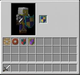 Nerd-Boy's Shield Mod w/ Enchantments Minecraft Mod
