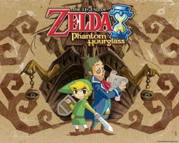 Legend of Zelda Phantom Hourglass Texture Pack 1.0