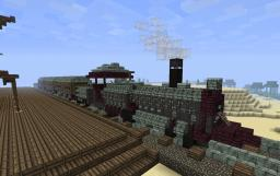 Westwood buildings Minecraft Map & Project