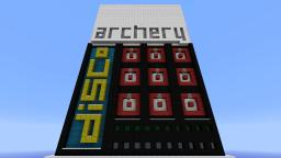 disco Archery Minecraft Map & Project