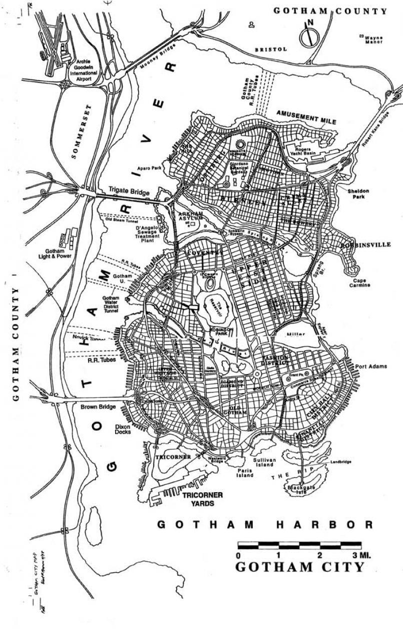 Image Result For Batman Arkham Asylum Map