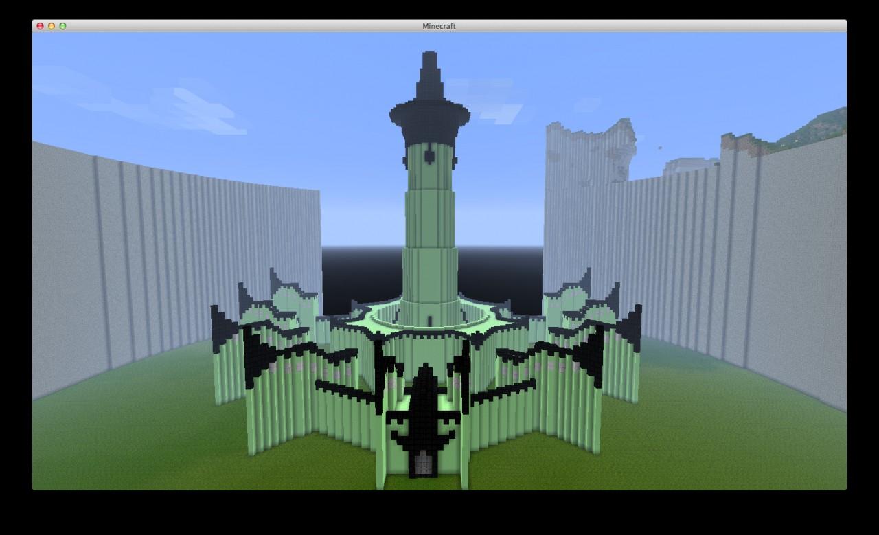 Minas Morgul Minecraft Project