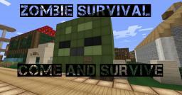 ☠ Zombie Survival ☠ Minecraft