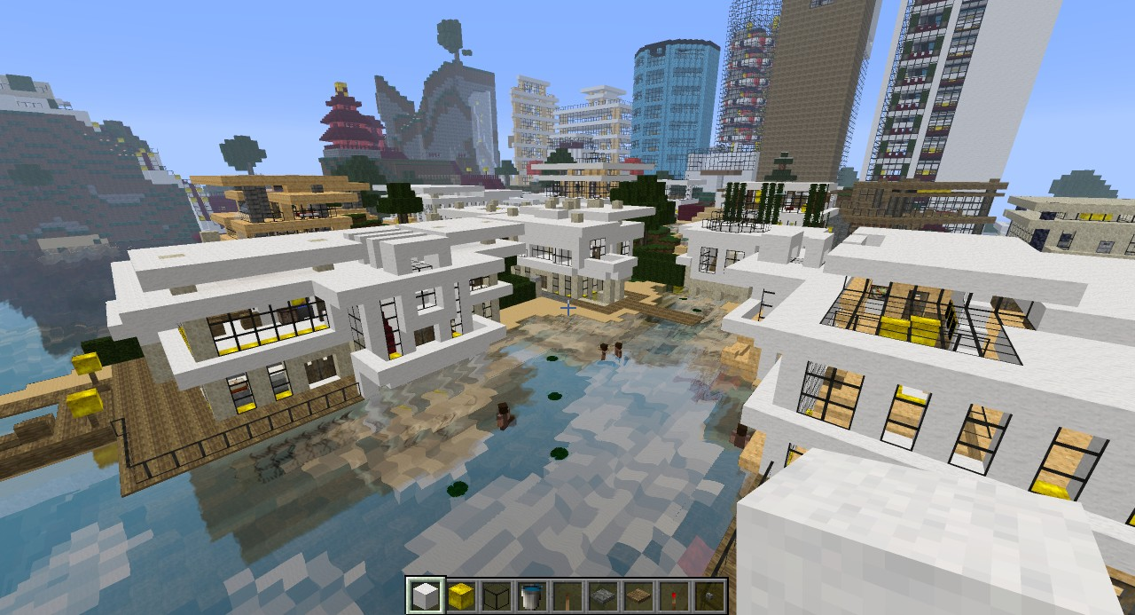 Modern ity Minecraft Project - ^