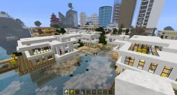 Modern City Minecraft Project