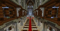 Cathedral of Saint Notch Minecraft Map & Project