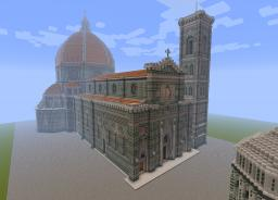 Florence Duomo (Assassin's Creed cathedral) Minecraft Map & Project