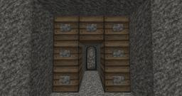 Compact Order Sensitive Combination Lock Minecraft Map & Project