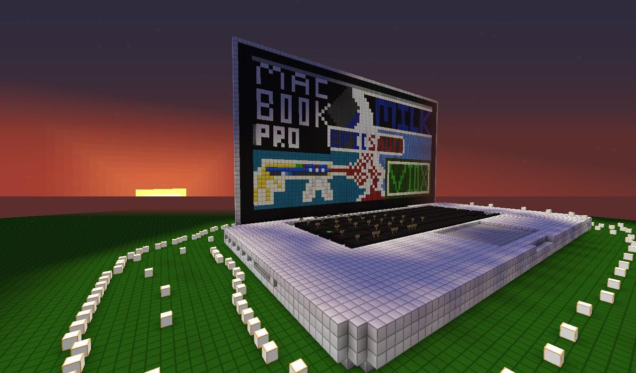 Minecraft macbook air 13 - 0fa7a