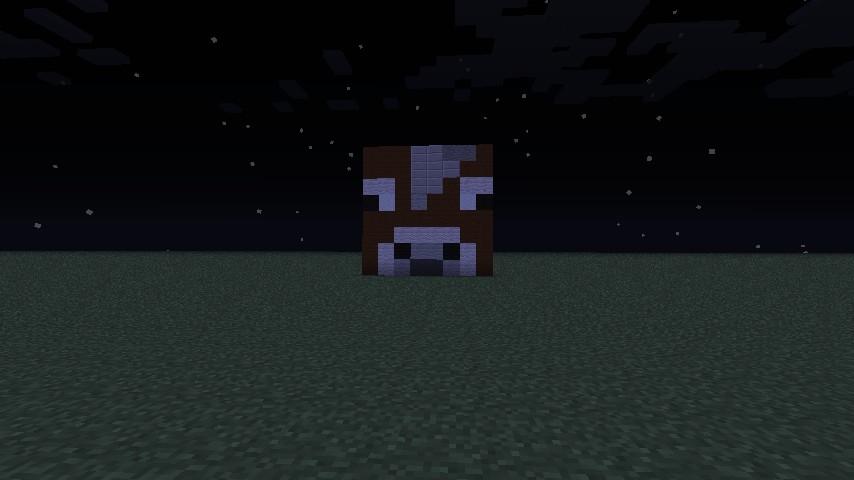 Mob Face Pixel Arts Minecraft Project