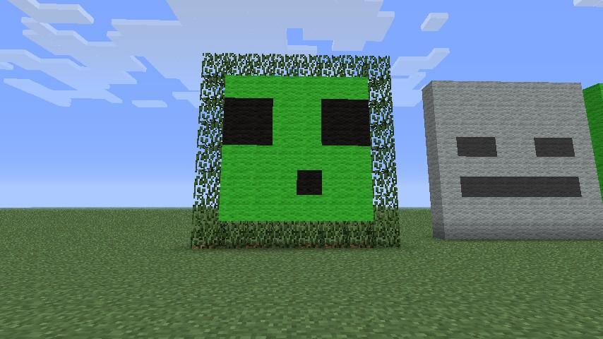 Pics For > Minecraft Sheep Face Pixel Art