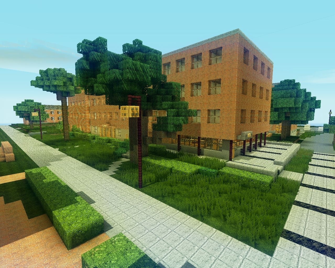 Ford Credit Account >> Northwestern University (FULL Campus) Minecraft Project