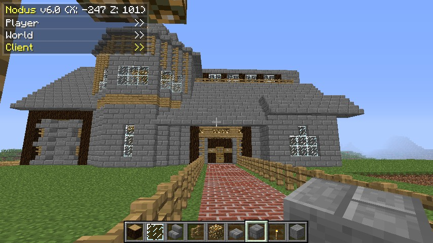 how to build a victorian house in minecraft