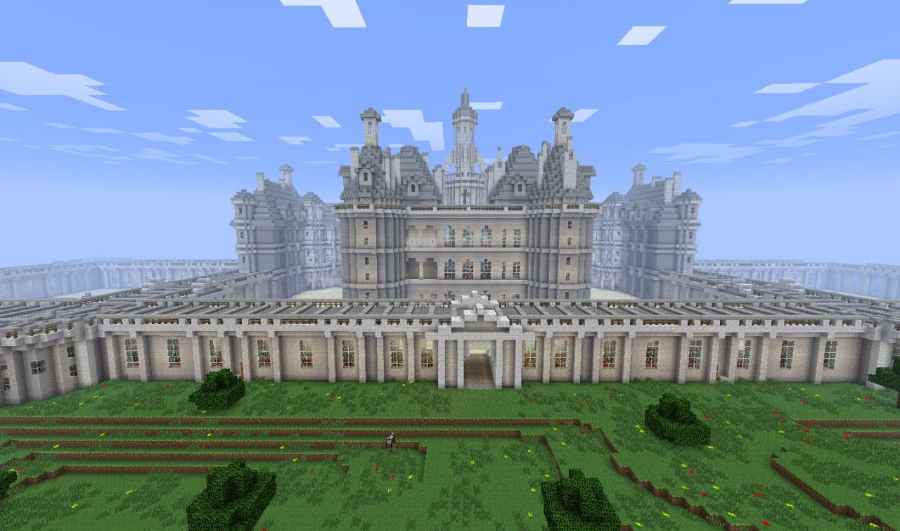 Minecraft Buildings Xbox 360 Blueprints Map Fallen Kingdoms (s...