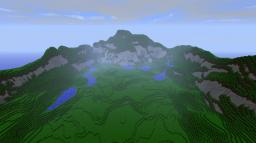 Voxeled Terrain Minecraft Map & Project