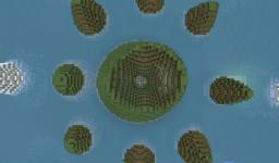 Enormous Islands Map Minecraft Map & Project