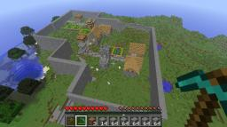 clay soldier arena whole city Minecraft Map & Project