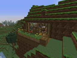Cliff House Minecraft Project