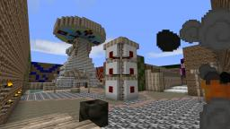 Majora's Mask Clock Town (More?) Minecraft Map & Project