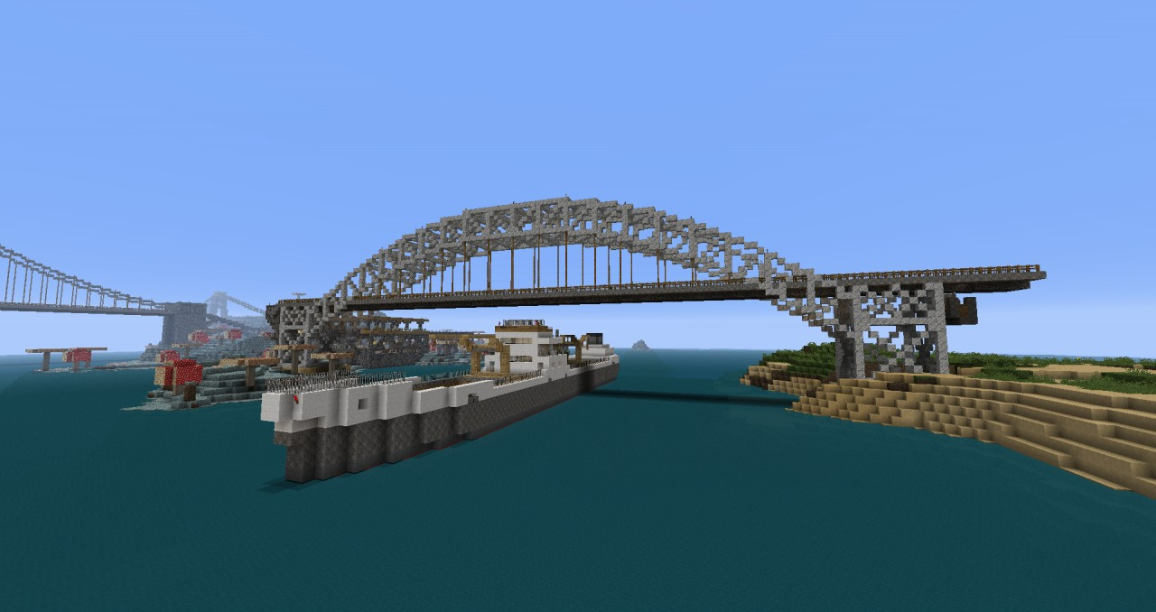 Bayonne Bridge - 1:4 scale
