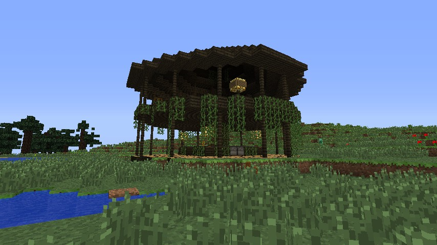 Exotic House
